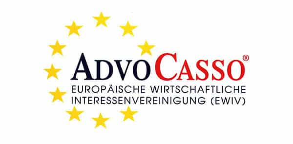 Internationales Forderungsmanagement AdvoCasso