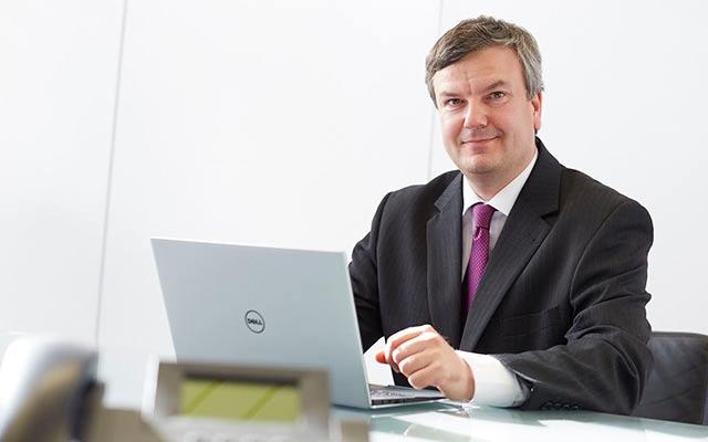 Anwalt für Steuerrecht Gerhard Schmid