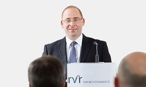 Referent Recht erfahren Rechtsanwalt Dr. Sebastian Kottke