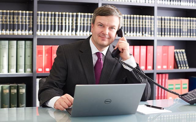 Fachanwalt für Steuerrecht Gerhard Schmid