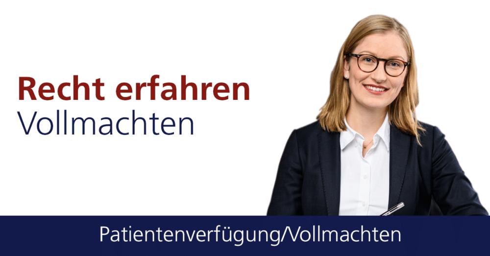 Johanna Michelberger Vollmachten