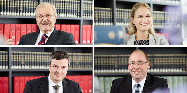Anwälte von RVR Rechtsanwälte