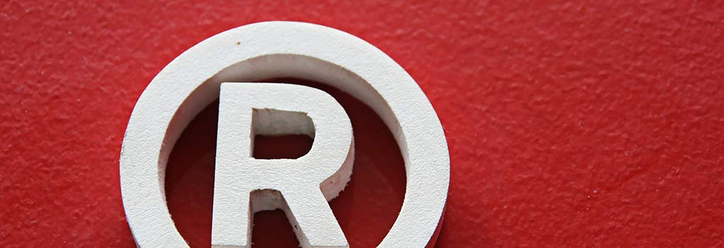 registered brand Zeichen