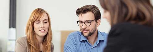 Beratung zur Mediation bei der Scheidung