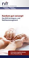 RVR Rechtsanwälte - Broschüre Nachlassmanagement