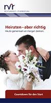 RVR Rechtsanwälte - Broschüre Hochzeit