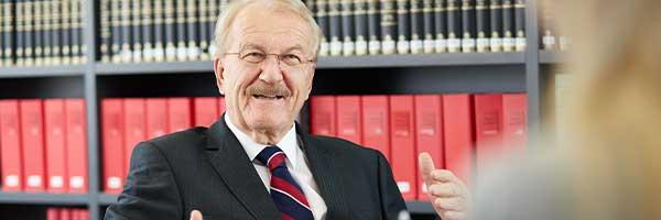 Rechtsanwalt Dr. Volker Rabaa