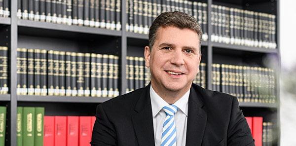 Rechtsanwalt Stephan Gerstenmaier