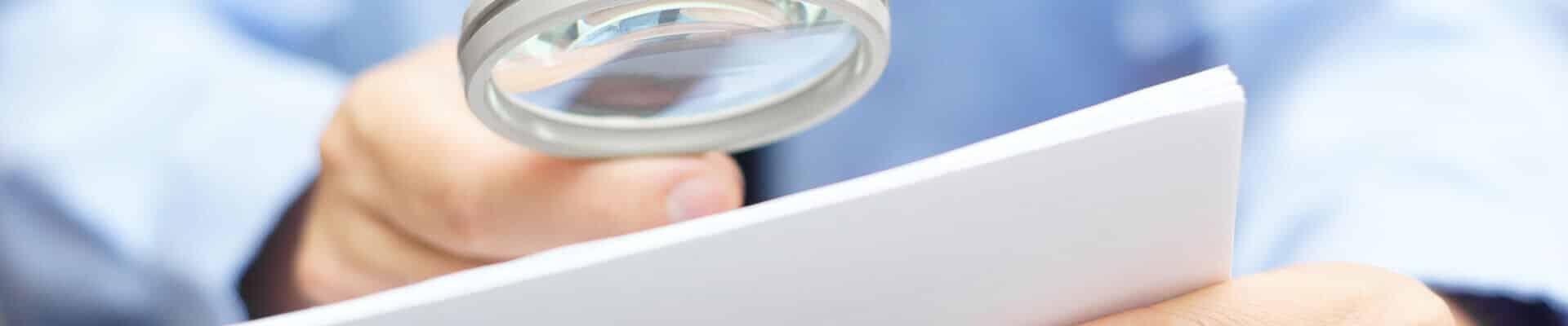 Verträge müssen regelmäßig geprüft werden. Vertragswartung von RVR Rechtsanwälte.