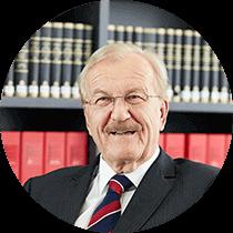 Rechtsanwalt Dr Volker Rabaa